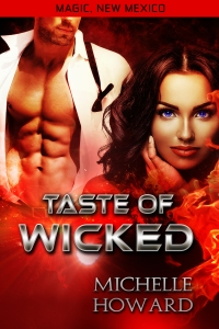 Taste of Wicked cover